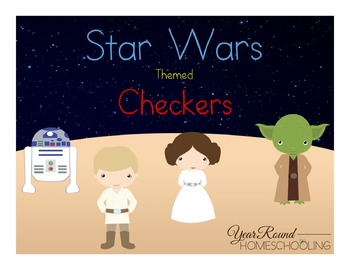 Star Wars Checkers