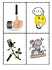 Star Wars Digraph game and sort