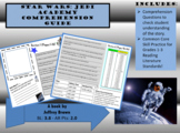 Star Wars: Jedi Academy Comprehension Guide and Activities Packet
