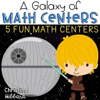A Galaxy of Math Centers