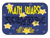Star Wars Math {Common Core}