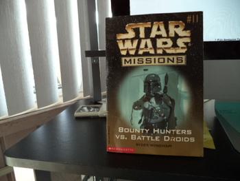 Star Wars Missions ISBN 0-590-58339-5