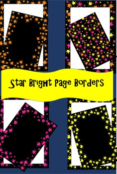 Star bright borders