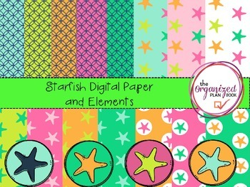 Starfish Digital Papers and Elements