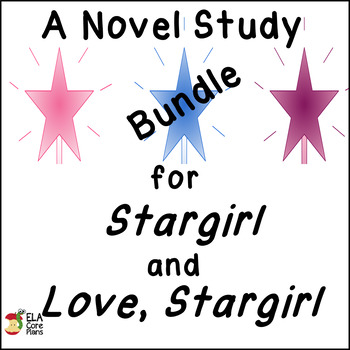 Stargirl and Love, Stargirl Novel Unit Bundle