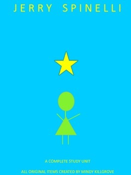 Stargirl by Jerry Spinelli- Complete Study Unit