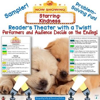 Starring: Kindness! Freebie! #kindnessnation #weholdthesetruths
