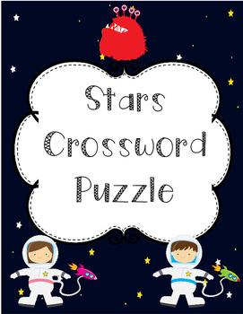 Stars Crossword Puzzle
