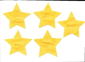 Stars(Estrellas)Counting/Spanish