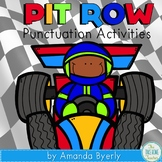 Start Your Engines! Punctuation Game