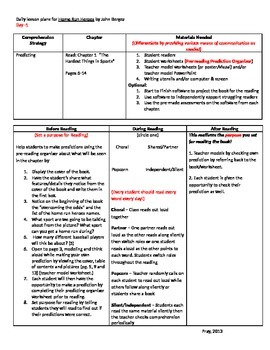 Start-to-Finish Teacher Lesson Plans for Guided Reading fo