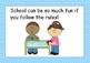 Starting School Social Story
