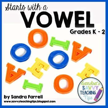 Starts With A Vowel - initial long vowel and short vowel c