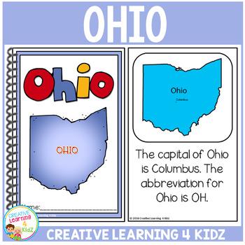 State Book Ohio