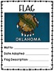 Oklahoma State Book {Map, Bird, Flag, Flower, Landmark, An