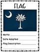 South Carolina State Book {Map, Bird, Flag, Flower, Landma