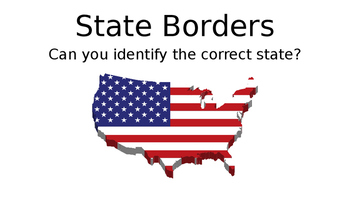State Borders
