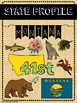 State Profiles: Montana Notebooking Pages