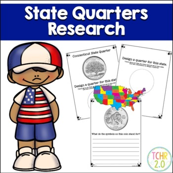 State Quarters Research Coins Money