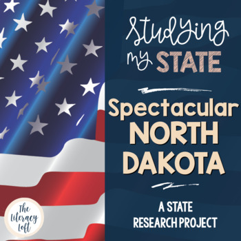 State Research & History Project {North Dakota}