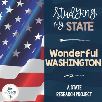 State Research & History Project {Washington}