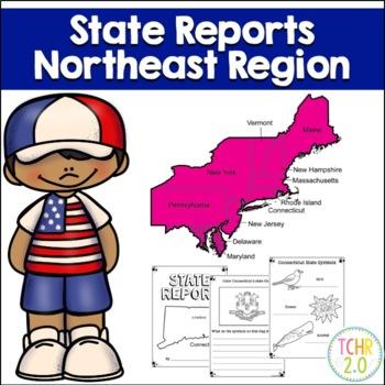 Northeast Region State Research Bundle United States