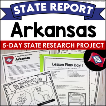 State Research Project: Arkansas