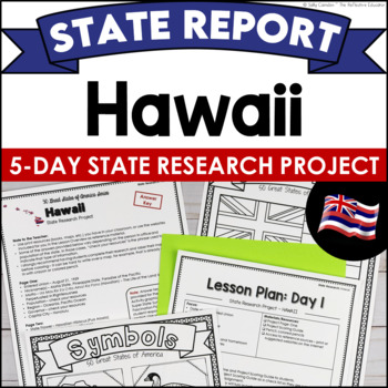 State Research Project: Hawaii