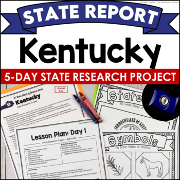 State Research Project: Kentucky