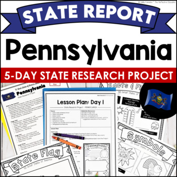 State Research Project: Pennsylvania
