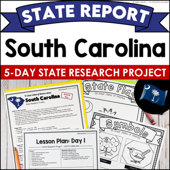 State Research Project: South Carolina