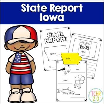 Iowa State Research Report