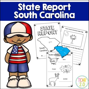 South Carolina State Research Report