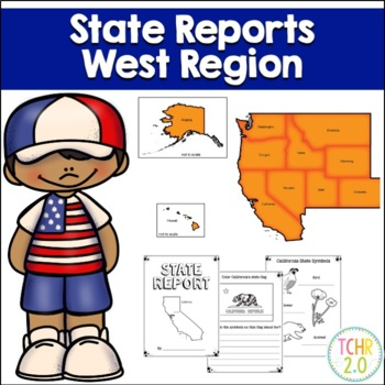 Western Region State Research Bundle United States