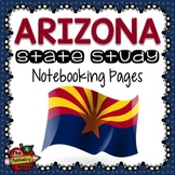 Arizona State Study Notebooking Pages