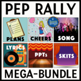 State Test Pep Rally Mega Bundle