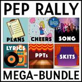 State Test Pep Rally Mega-Bundle