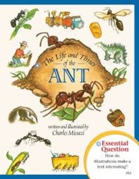 """State Testing: Journey's """"The Life and Times of the Ant"""" T"""