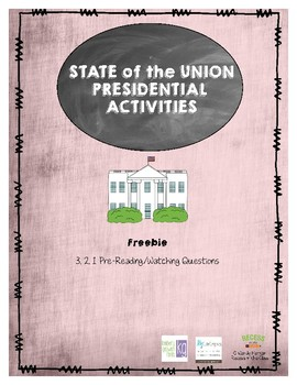 State of the Union Activity (Sample)