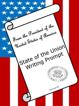 State of the Union Writing Prompt