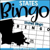 States Bingo-50 States Practice