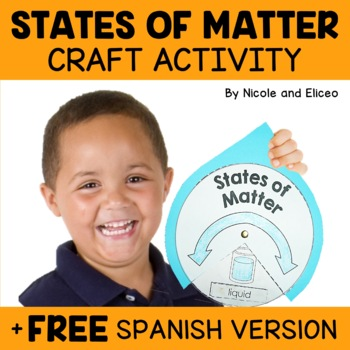 States of Matter Craft Activity