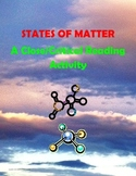 States of Matter: A Close Reading Activity using Informati