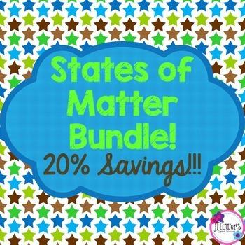 States of Matter Bundle! 20% Savings!!!