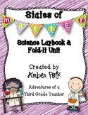 States of Matter Lapbook Unit