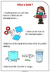 States of Matter – Solid, Liquid and Gas WITH Worksheets a