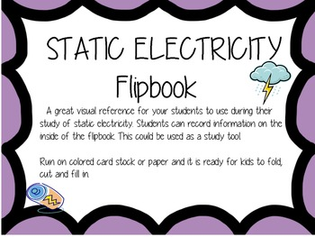 Static Electricity Flipbook