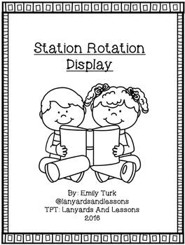 Station Rotation Display