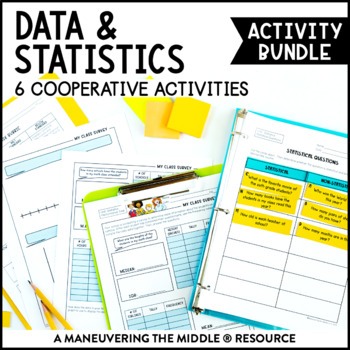 Statistics Activity Bundle