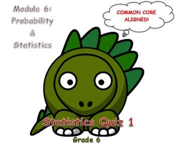 Statistics Quiz 1